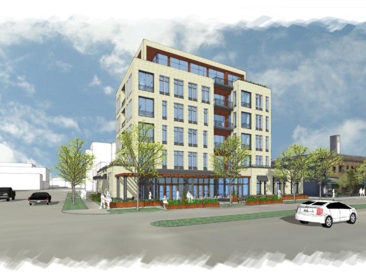 Graves Hospitality Plans Residential Condos & Restaurant in Uptown