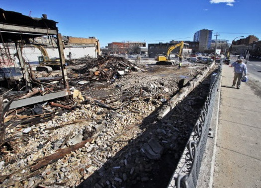 New Projects Emerging in Minneapolis