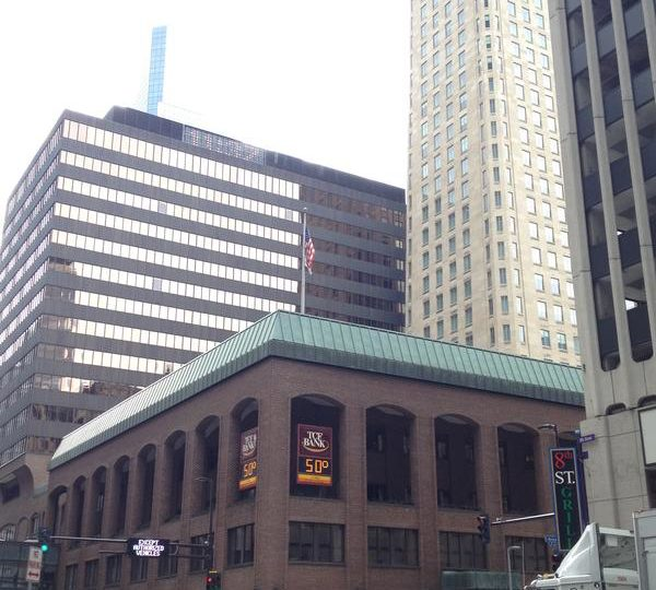 TCF Bank Site To Become 50 Story Tower