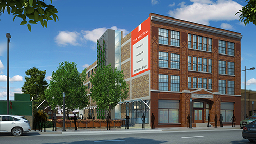 First Look At The Maytag Building in North Loop
