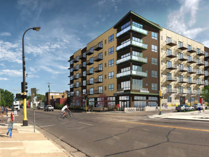 CPM Cos. Has Plans For 70-apartment Complex Near Old Grain Belt Brewery