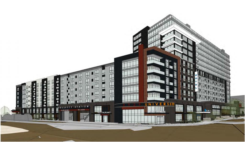 University Park Apartments Rochester